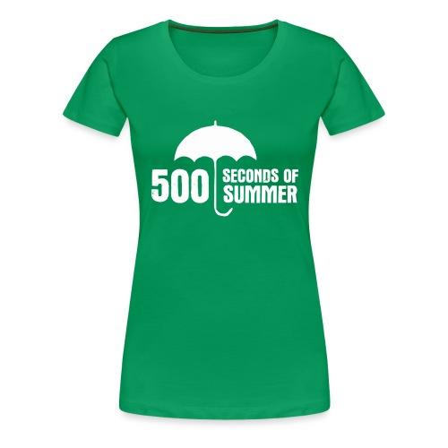 500 - Women's Premium T-Shirt