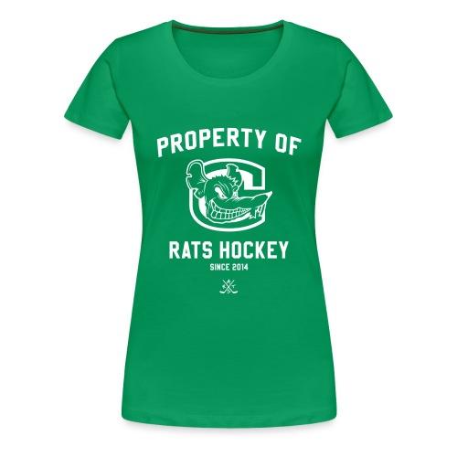 Canalian Rats - Frauen Premium T-Shirt