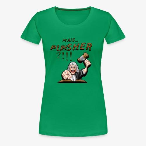 punsher - T-shirt Premium Femme