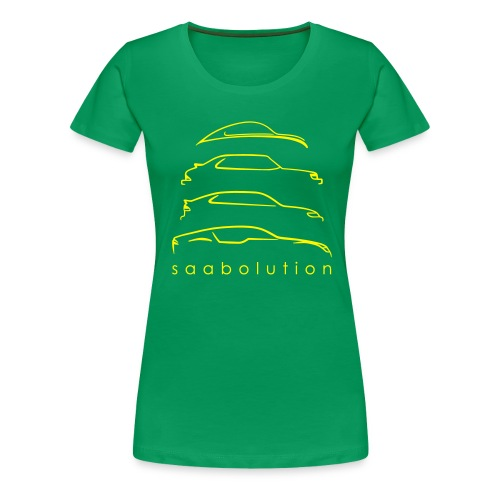 saabolution - Women's Premium T-Shirt