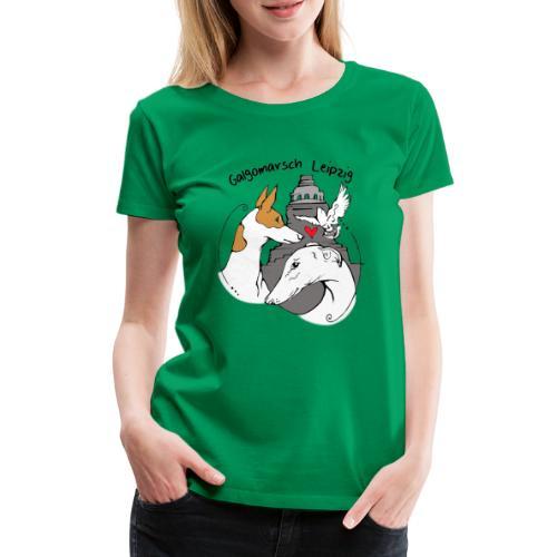 Galgomarsch 2019 - Frauen Premium T-Shirt