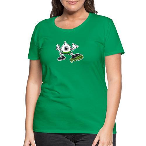 Punky Full (Color) - T-shirt Premium Femme