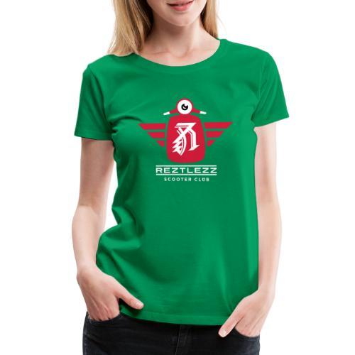 Rëztlëzz G.m.b.H. - Premium T-skjorte for kvinner