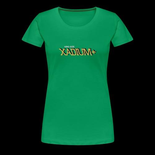 King Size - Women's Premium T-Shirt