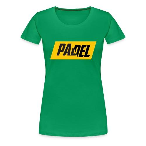 Padel - Maglietta Premium da donna