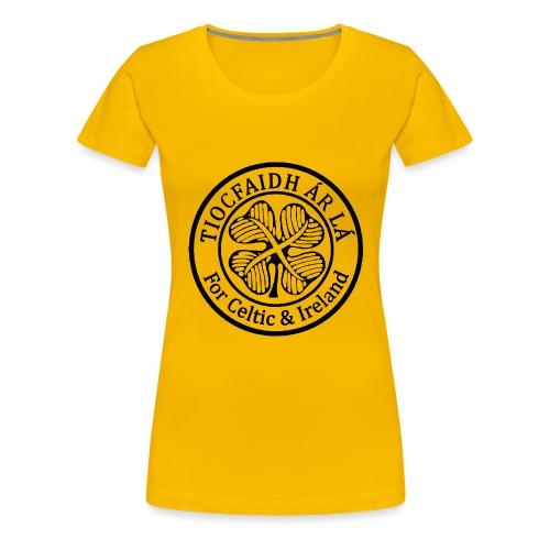 tal crest - Women's Premium T-Shirt