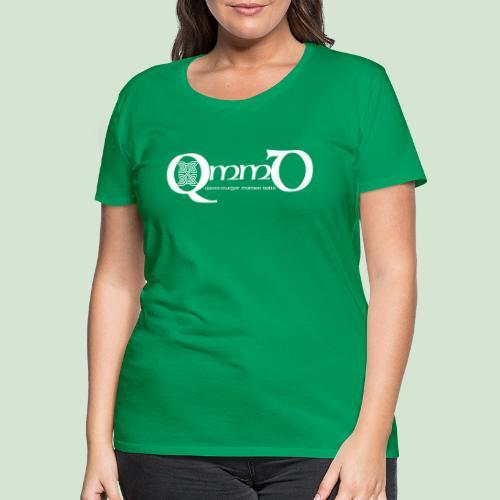 QmmD Logo - Frauen Premium T-Shirt