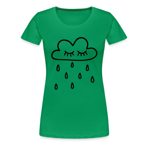 Wolke - Frauen Premium T-Shirt