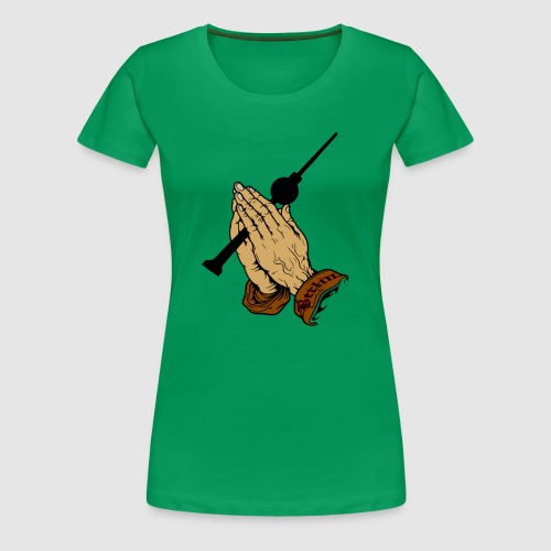 Berliner Fernsehturm - Frauen Premium T-Shirt