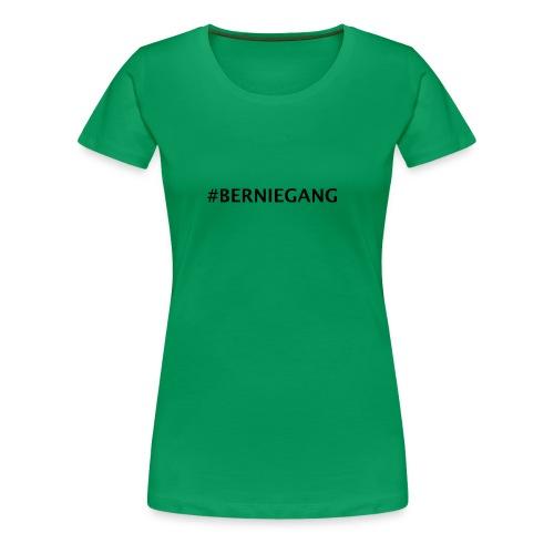 BERNIEGANG - Premium-T-shirt dam