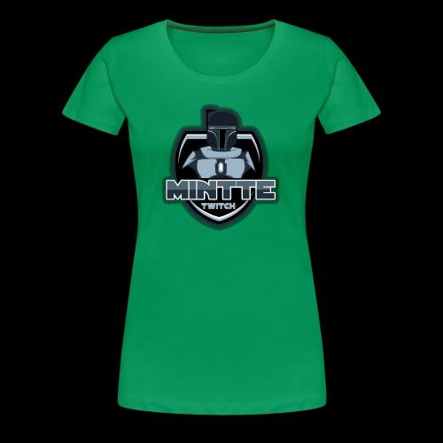 Mintte - Frauen Premium T-Shirt