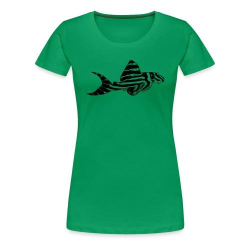 Hypancistrus zebra - Frauen Premium T-Shirt