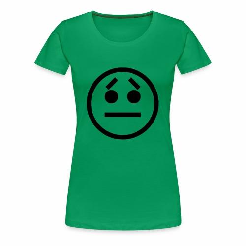 EMOJI 17 - T-shirt Premium Femme