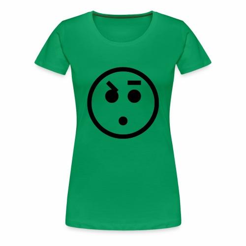 EMOJI 18 - T-shirt Premium Femme