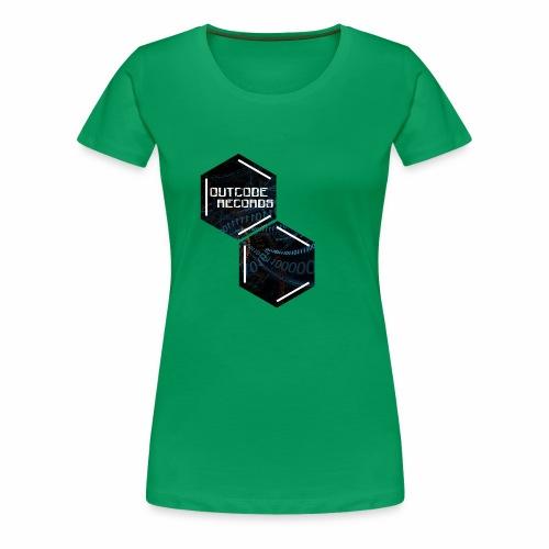 Outcode 0 - Camiseta premium mujer