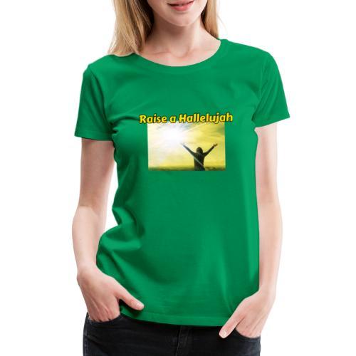 E2A1883E 90F3 41EE A546 DD94094C0142 - Dame premium T-shirt