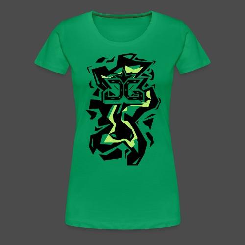 Abstract Shirt Art 2 - Women's Premium T-Shirt