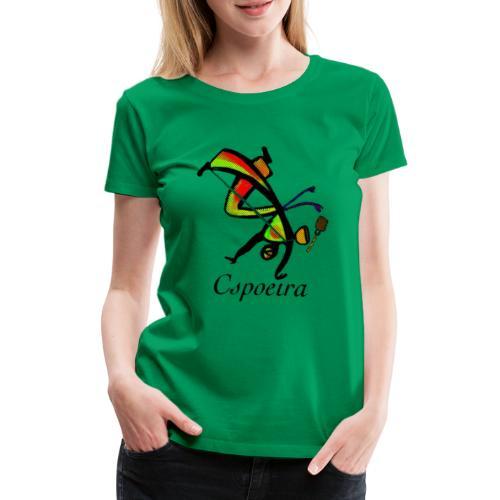 capoeira shop - Maglietta Premium da donna