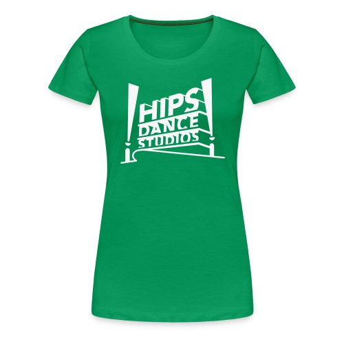 Hips_century - Dame premium T-shirt