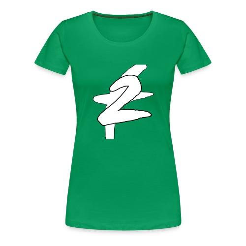2Face Brust png - Frauen Premium T-Shirt