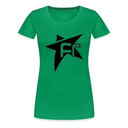 Etoile Fr transparent noi - T-shirt Premium Femme