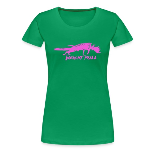 WProsa - Premium-T-shirt dam