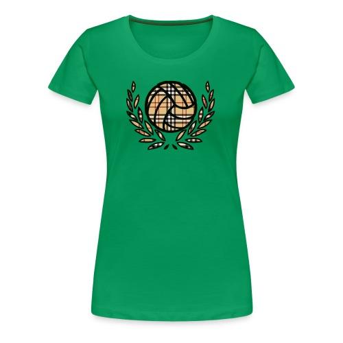 Pelota - Camiseta premium mujer