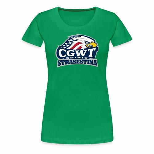 CGWT - Maglietta Premium da donna