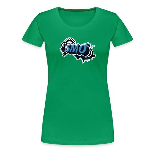 Smo_Revised_2016 - Women's Premium T-Shirt