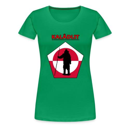 116068480 153609001 Kala dlit - Dame premium T-shirt