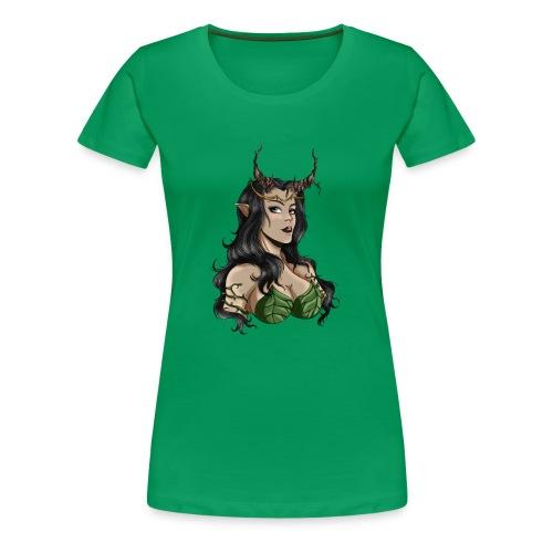 Sexy Dryade - T-shirt Premium Femme