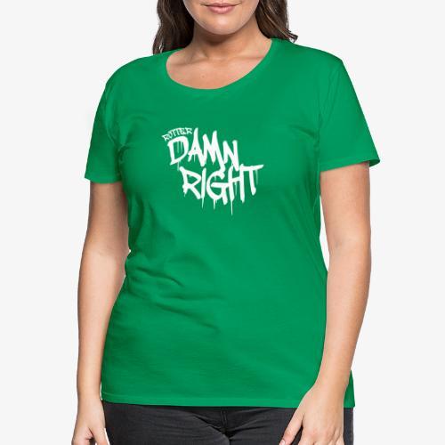 Rotterdamnright - Vrouwen Premium T-shirt