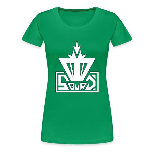 Moio Squad Design 3 - Frauen Premium T-Shirt