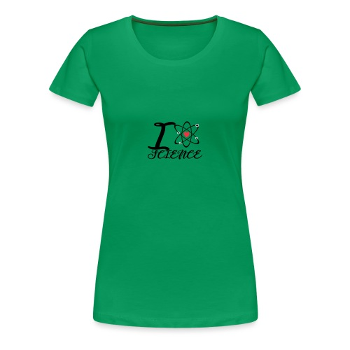 Science - Frauen Premium T-Shirt