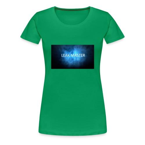 leak master - Women's Premium T-Shirt