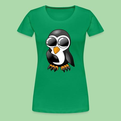 Pengu der keine Pinguin - Frauen Premium T-Shirt