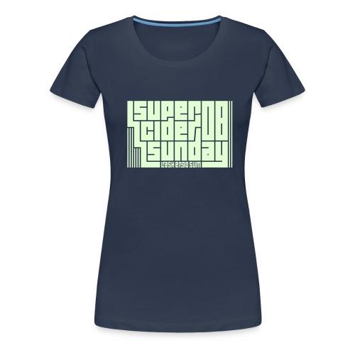 scs 08 - Women's Premium T-Shirt