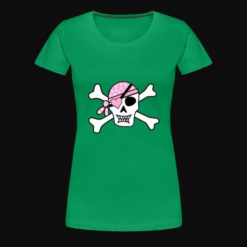 pirate f - T-shirt Premium Femme