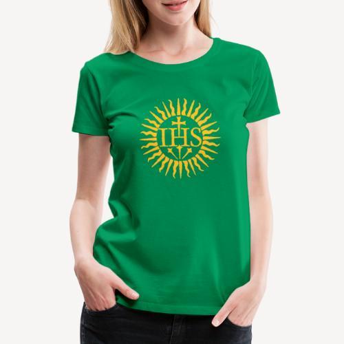 IN HOC SIGNO - Women's Premium T-Shirt