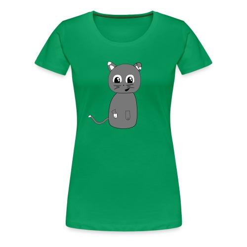tee shirt lou3 - T-shirt Premium Femme