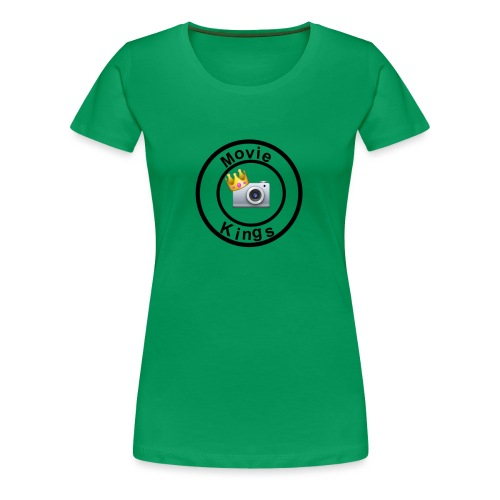 Movie Kings - Premium-T-shirt dam