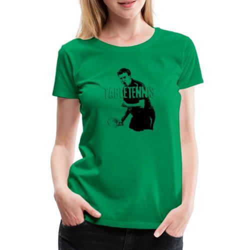 versuch3 png - Frauen Premium T-Shirt