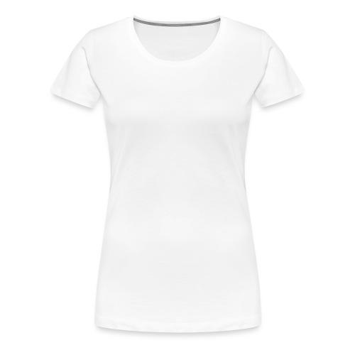 cadugraaf wit - Vrouwen Premium T-shirt