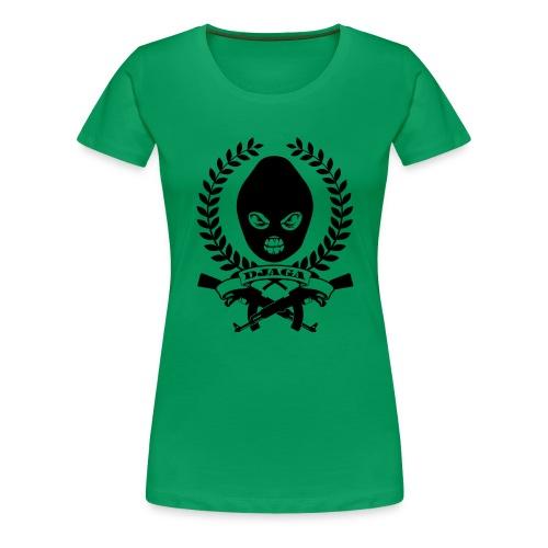 djaga setje01 - Vrouwen Premium T-shirt
