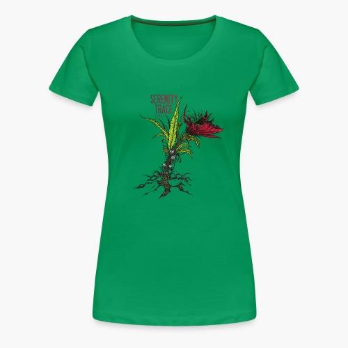 Serenity Trace - Jamais Vu Cover - Premium T-skjorte for kvinner