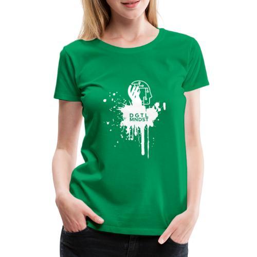 DGTL MNDST - Frauen Premium T-Shirt