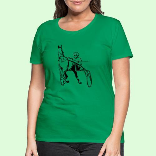 Les Trotteurs - T-shirt Premium Femme