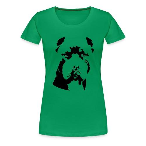 Pitbull T-Shirts - Frauen Premium T-Shirt