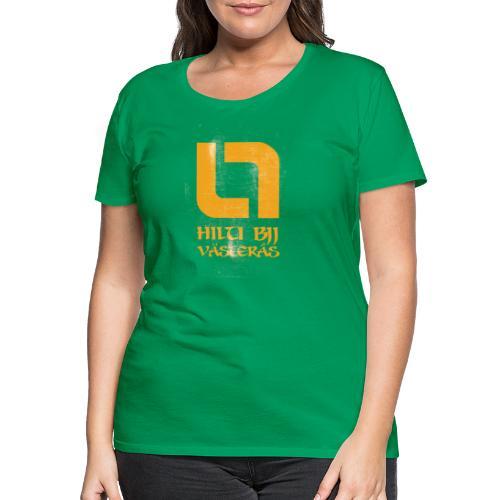 Vintage - Premium-T-shirt dam