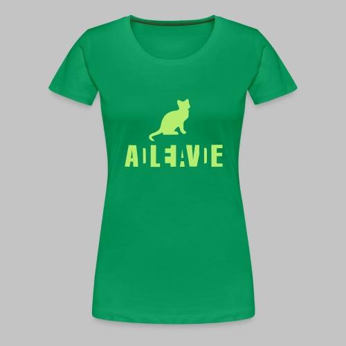 shrodingers cat - Women's Premium T-Shirt
